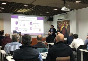 Jornada de Presentación de AceroDocs enWorkshop con Lidera y otros fabricante