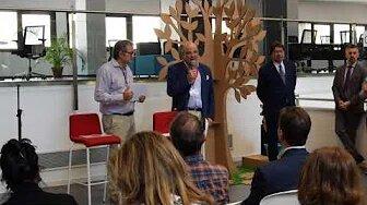 Entrega de premios Encuentro de empresas Vivero de Carabanchel