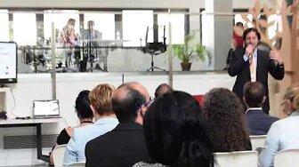 Ponencia AceroDocs en el I Encuentro de empresas del Vivero de Carabanchel
